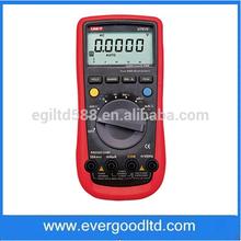 AC DC Volt Current Resistance Capacitance Frequency Tester UNI-T UT61E LCD Display Digital Multimeter