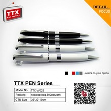 2014 Hot sale 3 in 1 multi color plastic pen