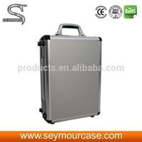 Transparent Acrylic Makeup Case Lighting Makeup Box Combination Lock Cosmetic Case