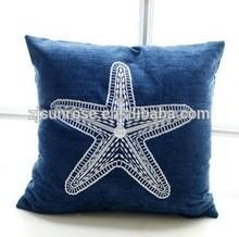 Modern Unique Linen Throw Pillow