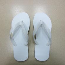 White Unisex Custom Logo 100 Pairs OEM Sandal Shoes