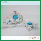 Carnival Party Frozen Elsa Princess Tiara & Wand Set