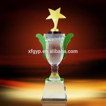 Exquisite Star/Golf Figurine Trophy Big ear Type Golf Awards