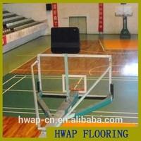 2014 hot use indoor PVC sport courts floor