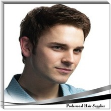 Fashionable Full Cap Short Hair Mens Wig For Sale High Quality Mens Wigs