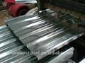 Chaude!! Chinois moulin à fournir bobine standard galvanisé tôle de toiture en métal usine prix fabriqués en chine
