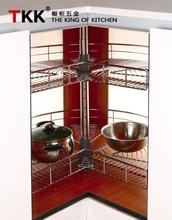 Stainless Steel / Steel Kitchen Wire Storage Rack