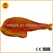 Simulated food dog toy chicken drumstick chicken leg