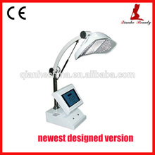 PDT red green blue led light therapy skin care device