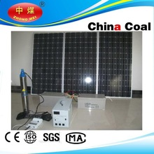Chinacoal Energy-saving DC solar submersible water pump from