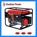 Dd7000 16hp ar- refrigerado a saída de alta 7 kva gerador de fabricação