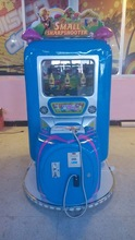 Small Sharpshooter Children 2014 New Arcade Hotsell Shooting Lottery Game Machine