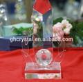 presente de cristal de cristal artesanato para o escritório e decoração de casa