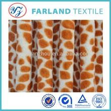 PV Plush fabric , print fabric ,small manufacturing ideas