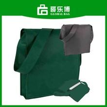 Promotion Cheap OEM Non Woven Messenger Bag