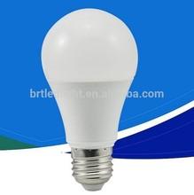 3000k/6000k Color Temperature(CCT) and Thermal conductivity plasti Lamp Body Material 360 Degree E27 7W Led Bulb