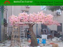 Artificial Big Japanese cherry blossom tree/fake large cherry blossom tree/Artificial cherry flower tree