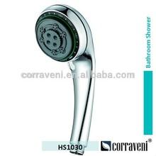 washroom use ABS plastic chromed shower rose HS1030