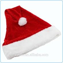 2014 Christmas Ornaments Adult Ordinary Christmas hats Santa hats Children cap for Chiristmas party children kids christmas hat