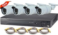 HD CCTV home security video surveillance system 4CH FULL 720P CVI kit Outdoor Camera P2P 3G
