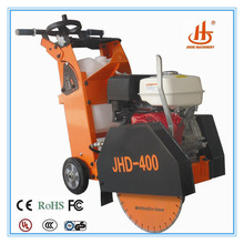 Concrete Floor Saw Cutting Machine with Honda GX390 400mm Blade 180mm Cutting depth CE Certificate (JHD-400)