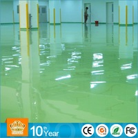 Paint Manufacturer Self Leveling epoxy floor fireproof paint