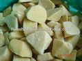 Brc, casher, halal congelé de patate douce coupe
