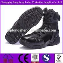 Corrosion resistant practical combat tactical ranger shoes