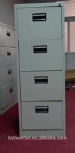 fireproof metal file cabinet drawer design