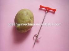 Potato Spiral Cutter