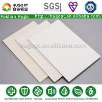 Dampproof BS 476 part 4 carton cement board