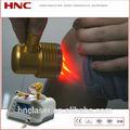 La fábrica de china 808nm médicos veterinarios para dispositivos tissure blandos de recuperación de las lesiones, el cuerpo de alivio del dolor, la curación de las heridas