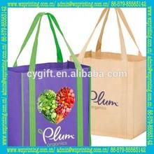 china washable eco friendly fruit shape folding reusable bags