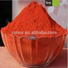 Factory price of iron oxide orange non-slip flooring for backyard
