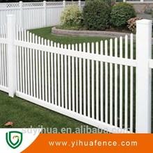 garden fence plastic