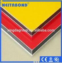 Building Materials/Exterior Wall Cladding/Manufacture of Aluminum Composite Panel/ACP Price