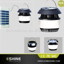 Solar powered LED solar Lamp Mosquito Killer Zapper Garden Light Outdoor Courtyard lights