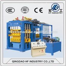 block making machine QT12-15 flyash block making machine concrete block making machine