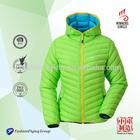 2015 Padded import clothing china(CWL2118B)