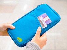 Multifunction Travel Passport Card Holders / Tickets Holders / Passport Bag