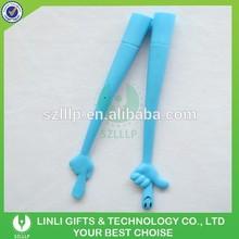 Advertising Logo Lovely Bend Pen For Kids