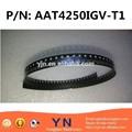 Novo & Original AAT4250IGV-T1 potência MOSFET TRANSISTOR