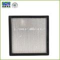Todo el metal de aluminio hepa filtro de aire