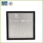 All metal aluminum hepa air filter