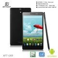 Ghz mt6592-1.7 octa- núcleo 7.0 polegadas android ativo cdma ultra fino celular dual sim