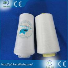 High Quality Factory Price 100 polyester spun yarn