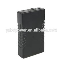 OEM/ODM rechargeable 18650 5v li-ion battery 5200mah for LED light/panel&Camera/IP Camera