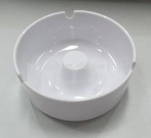 high quality round melamine ashtray