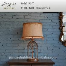 American pastoral village. Lamp sitting room bedroom study interesting creative vintage bird do old lamps and lanterns