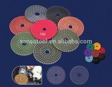 China Cheapest Wholesale Diamond Hand Polishing Pads
